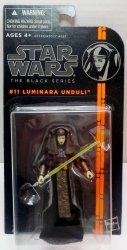 Star Wars Luminara Unduli #11 The Black Series wave 02