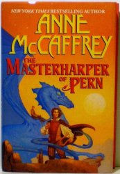 Masterharper of Pern Dragonriders by Anne McCaffrey HC DJ 1998