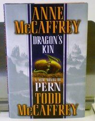 Dragon's Kin by Anne McCaffrey & Todd McCaffrey 2003 HC DJ