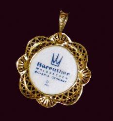 '.The Bareuther Pendant Bavaria.'