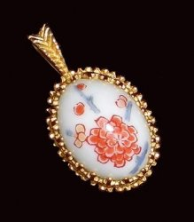 Pendants of the World The Arita Pendant Japan