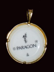 '.The Paragon Pendant England.'
