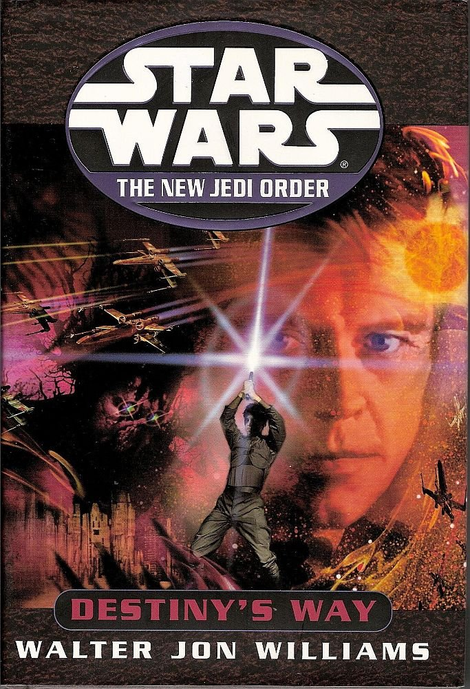 The New Jedi Order, First Edition Hardcover