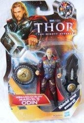 Thor Asgardian Glow Marvel's Odin Action Figure #13