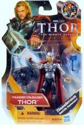 Thor Movie Thunder Crusader Thor Action Figure 15
