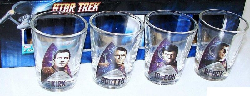 Set of 4 from the Original Series