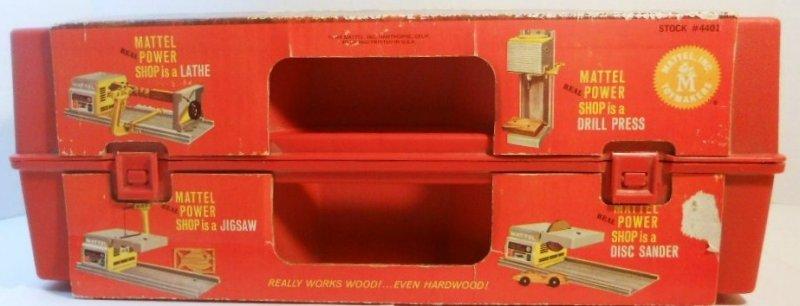 Vintage toys Woodworking Jr Tools