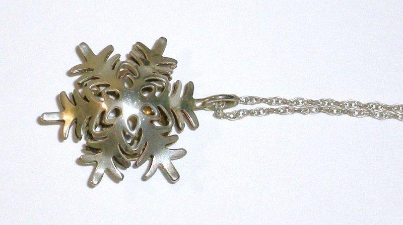 Silver engraved KJ .925 1998