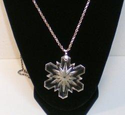 '.Australian Crystal Snowflake.'