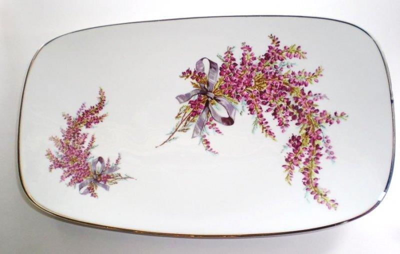 Heather Flowers pattern