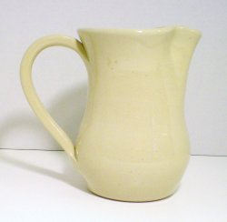 '.Ceramic pitcher handmade.'