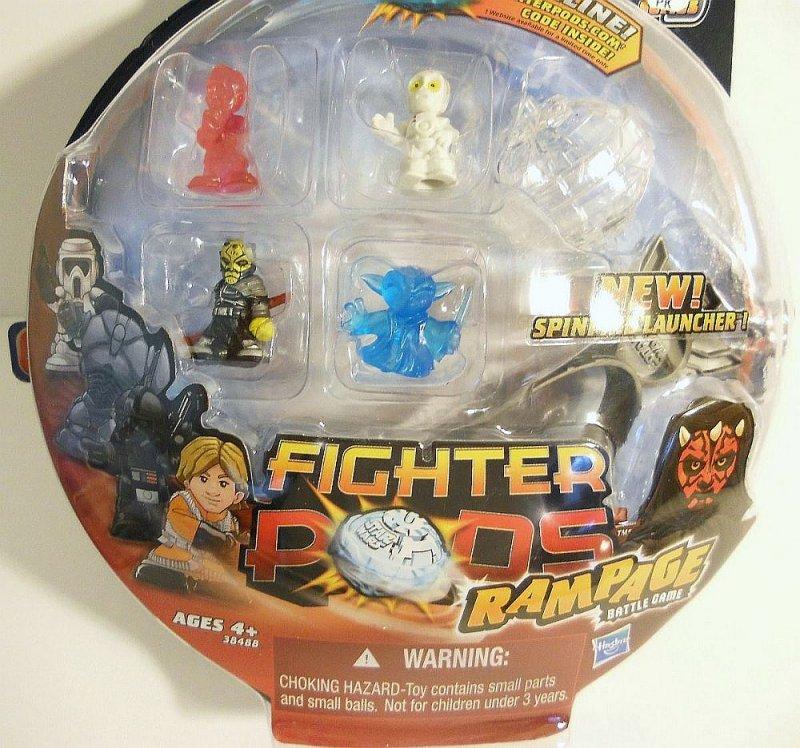 Series 3 includes:Yoda (lightsaber) Hologram, Grand Moff Tarkin Hologram, Savage Opress, K-3PO