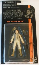 Star Wars Black Series Toryn Farr #23 Action Figure