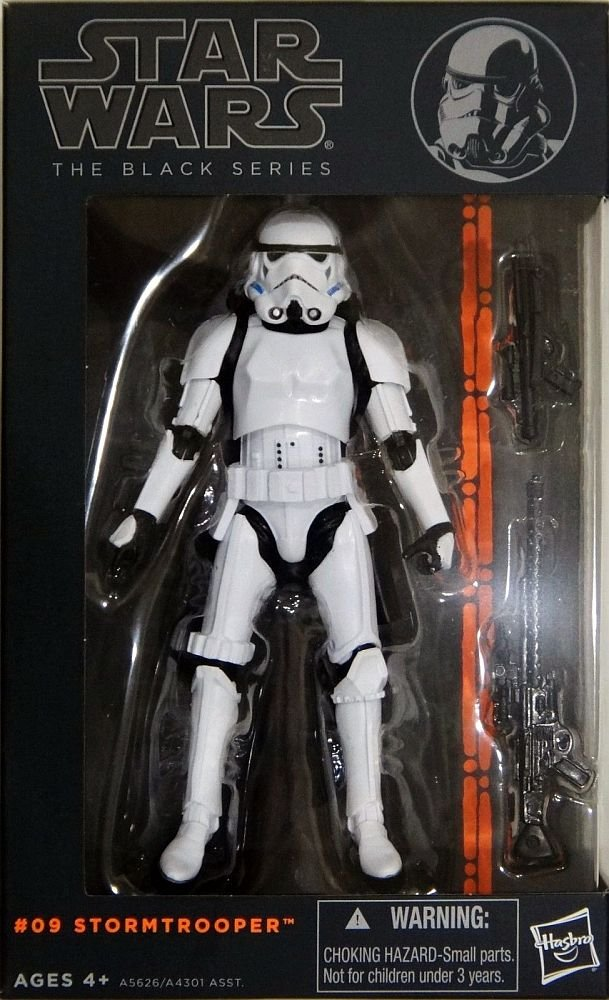 Star Wars Black Series Stormtrooper Electronic Voice ... |Star Wars Black Series Stormtrooper