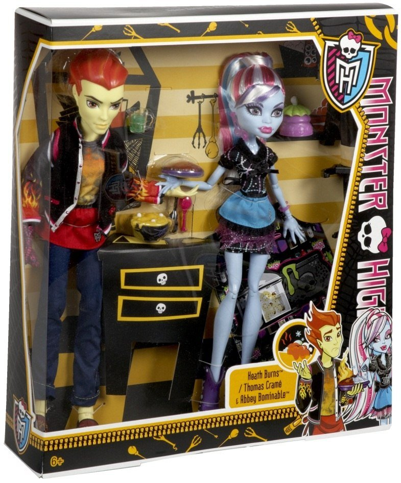 Monster High Classroom Home Ick