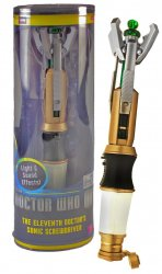 Doctor Who Sonic Screwdriver of the 11th Doctor