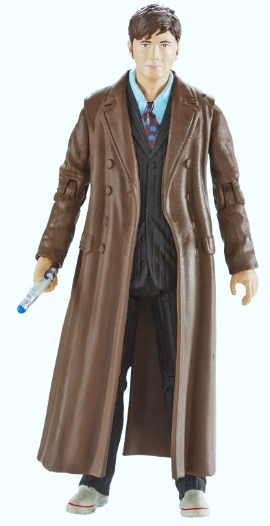 Doctor Who Wave 3 Action Figure Underground Toys