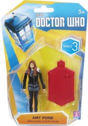 Doctor Who Amy Pond Articulated 3.75 inch Wave 3 Action Figure