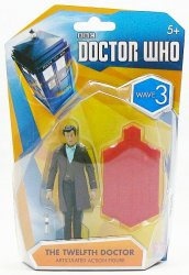 Doctor Who Wave 3 The Twelfth Doctor Action Figure