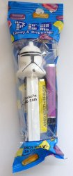 Star Wars Clone Trooper Pez 1 Hungary 7.5