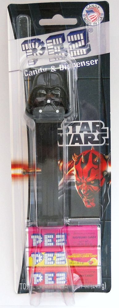 Darth Vader Pez 1 Hungary 5.9