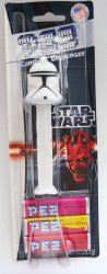 Star Wars Pez Clone Trooper The Phantom Menace Collection 2012