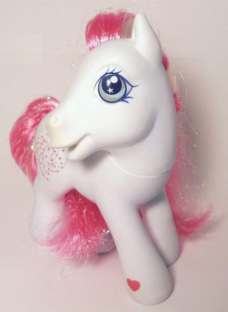 My Little Pony Star Swirl G3 White Pony Loose