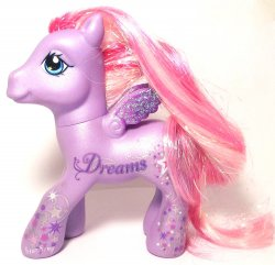 My Little Pony Starsong G3 25th Birthday Celebration Pony loose