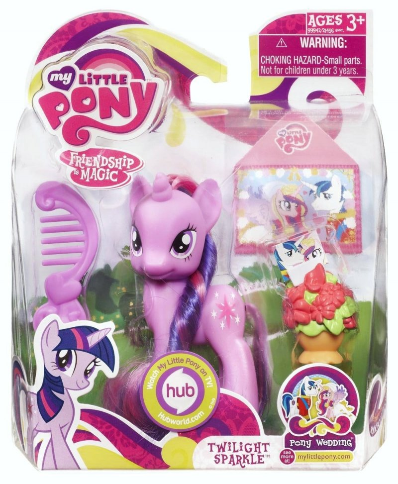 Mlp toy wedding