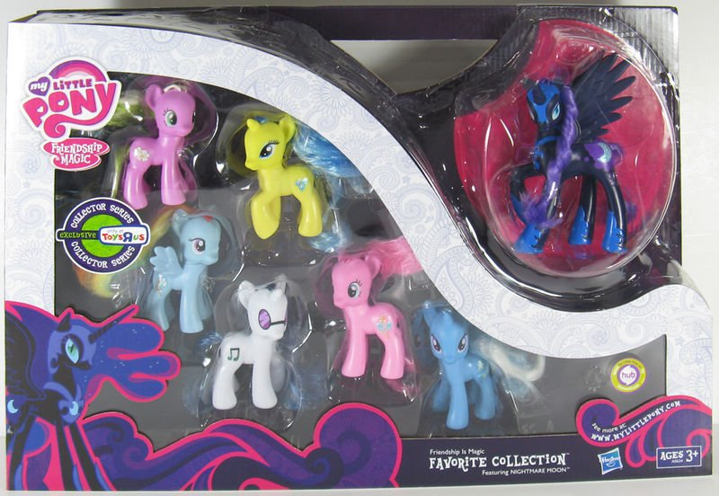 My Little Pony Favorite Collection Nightmare Moon ...