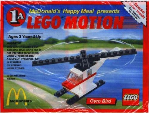 McDonald's Happy Meal Toy 1989