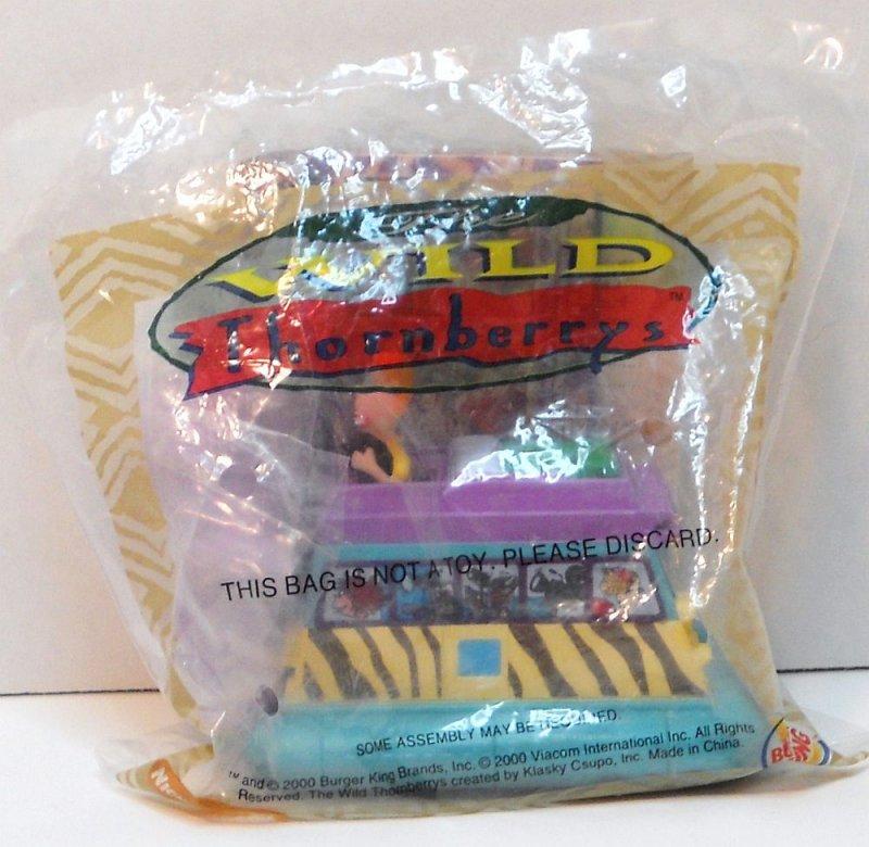 Burger King Kids meal toy 2000