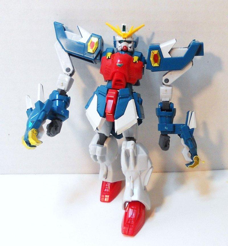 1/144 Mobile Suit Action Figure model 11 Bandai 1995