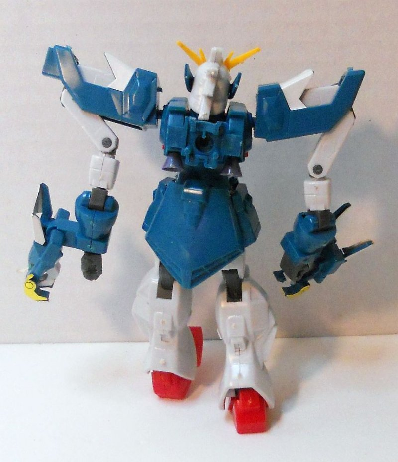 1/144 Mobile Suit Action Figure model 11 Bandai 1995