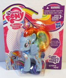 My Little Pony Cutie Mark Magic Rainbow Dash single