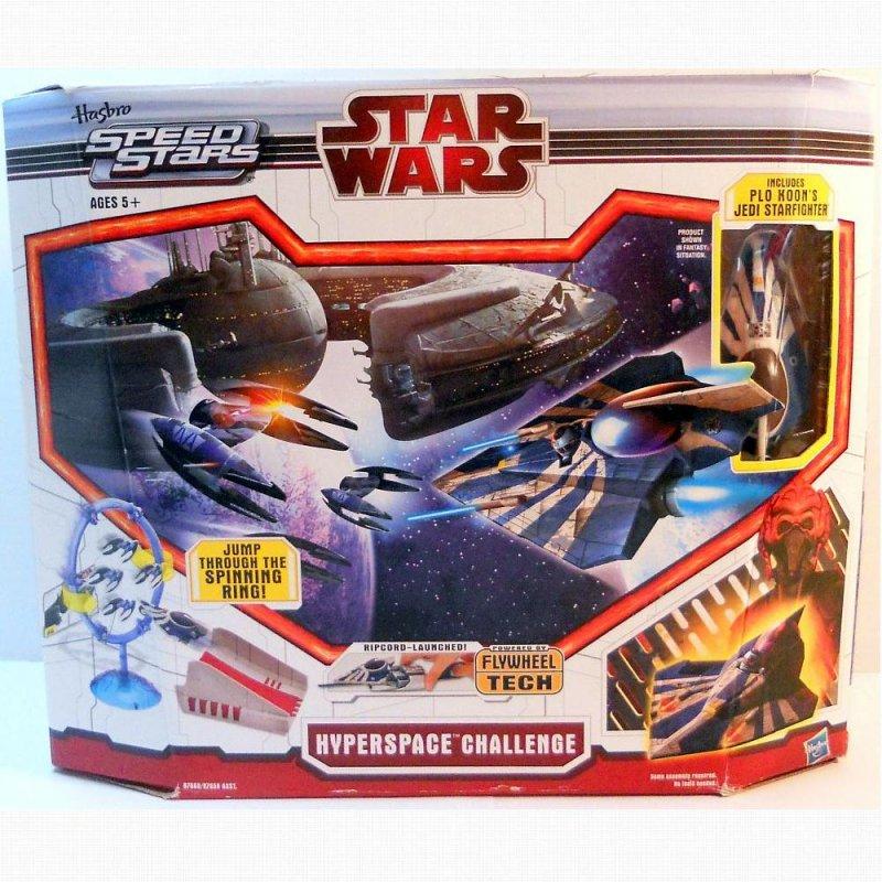 Star Wars Speed Stars