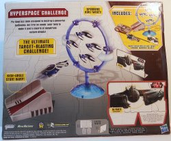 '.Hyperspace Challenge Playset.'
