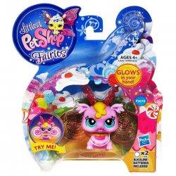 Littlest Pet Shop Fairies Sweet Pop 3070 Light up glow fairy
