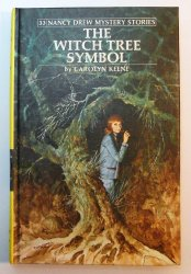 Nancy Drew #33 The Witch Tree Symbol picture cover Carolyn Keene