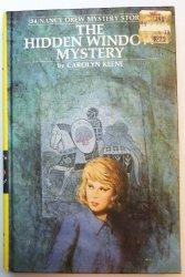 Nancy Drew #34 The Hidden Window Mystery picture cover Carolyn Keene