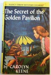 Nancy Drew #36 The Secret of the Golden Pavilion picture cover Carolyn Keene