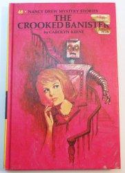Nancy Drew #48  The Crooked Banister PC vintage Carolyn Keene