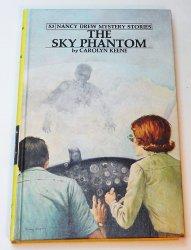 Nancy Drew #53 The Sky Phantom 1st ed PC Carolyn Keene 1976