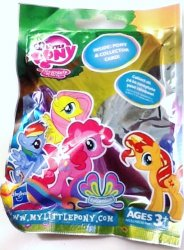 My Little Pony Blind Bag Wave 11 Green Breezie 2014
