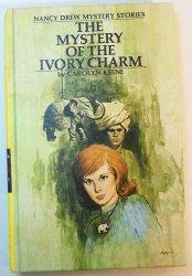 Nancy Drew #13 The Mystery of the Ivory Charm PC white EP Carolyn Keene