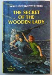 Nancy Drew #27 The Secret of the Wooden Lady PC Carolyn Keene 1967