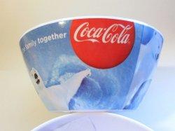 Coca Cola Polar Bear cereal bowl set of 2 limited ed Gibson