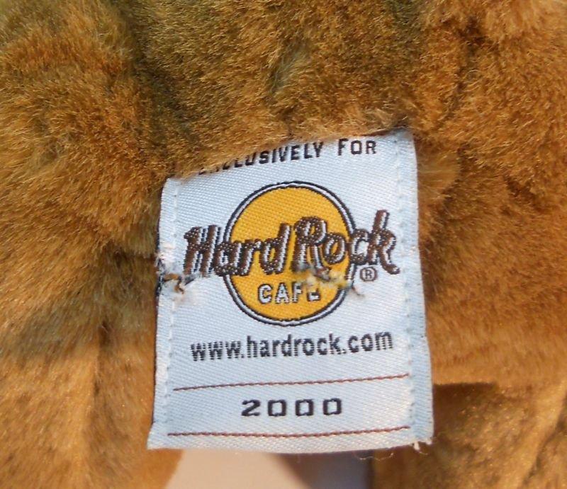 Cafe Herrington Teddy Bear 2000