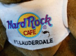 '.Hard Rock Cafe Ft. Lauderdale.'