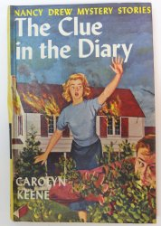 '.The Clue in the Diary.'